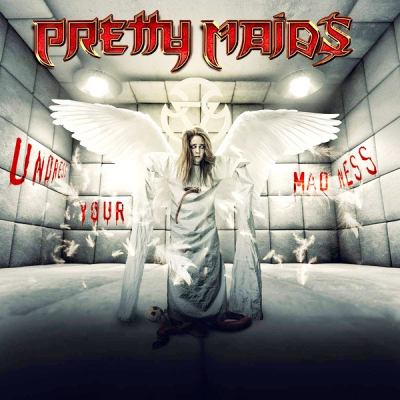 Pretty Maids ‎– Undress Your Madness