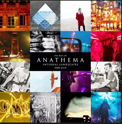 Anathema ‎– Internal Landscapes 2008-2018 (The Best Of) (2xLP)