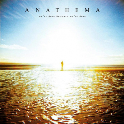 Anathema ‎– We're Here Because We're Here (2xLP, 10th Anniversary Edition On Clear Vinyl)