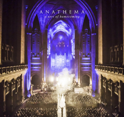 Anathema ‎– A Sort Of Homecoming (2xLP)
