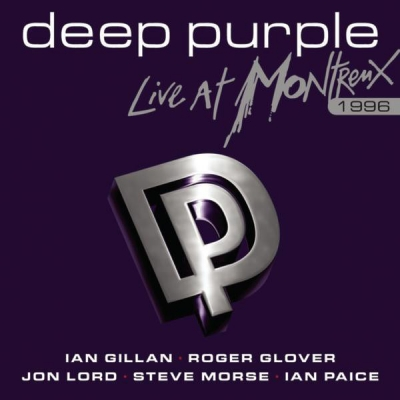 Deep Purple ‎– Live At Montreux 1996 (2xLP)