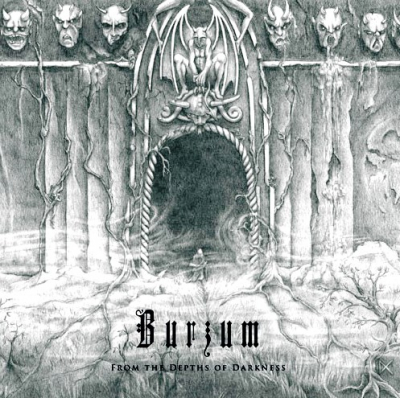 Burzum ‎– From The Depths Of Darkness (2xLP)