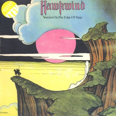 Hawkwind ‎– Warrior On The Edge Of Time