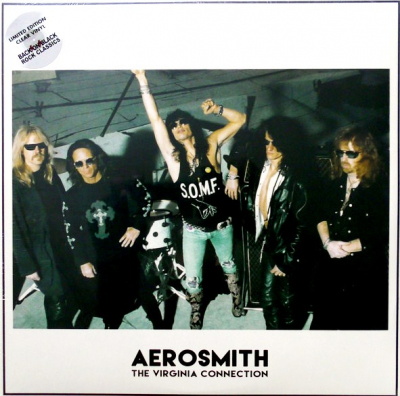 Aerosmith ‎– The Virginia Connection (2xLP)