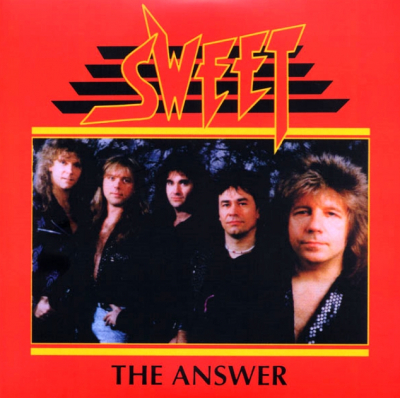 Sweet ‎– The Answer (2xLP)