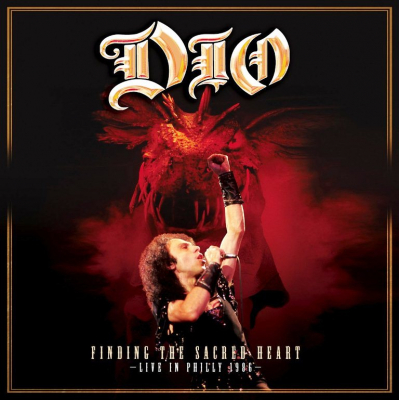 Dio – Finding The Sacred Heart – Live In Philly 1986 (2xLP)