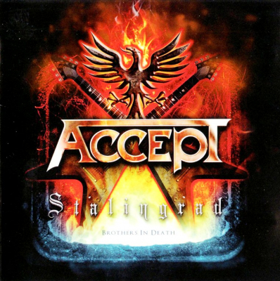 Accept ‎– Stalingrad - Brothers in Death