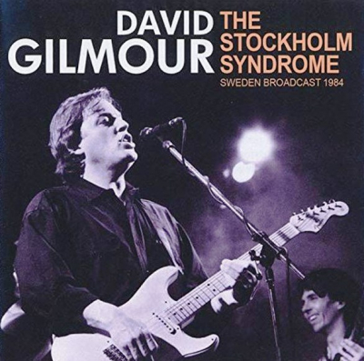 David Gilmour ‎– The Stockholm Syndrome volume 1 (2xLP)