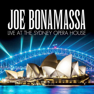 Joe Bonamassa ‎– Live At The Sydney Opera House (2xLP, Blue)