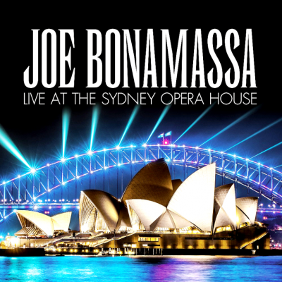 Joe Bonamassa ‎– Live At The Sydney Opera House
