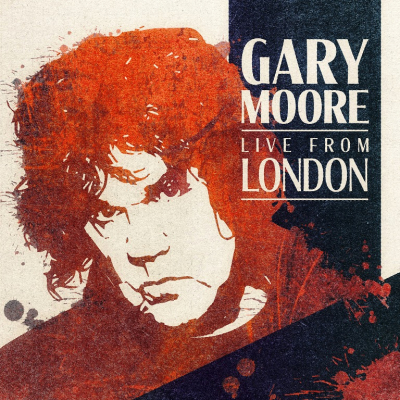 Gary Moore ‎– Live From London (2xLP, Цветная Пластинка, Limited Edition)