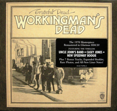 Grateful Dead – Workingman's Dead