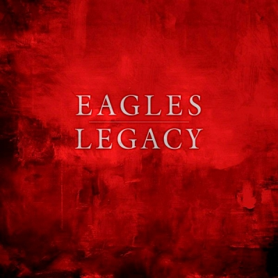 Eagles ‎– Legacy (12xCD, Blu-ray, Box Set)
