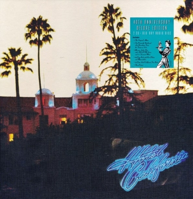 Eagles ‎– Hotel California (2xCD, Blu-ray, Box Set)