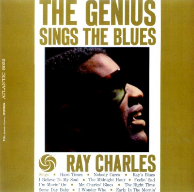 Ray Charles ‎– The Genius Sings The Blues
