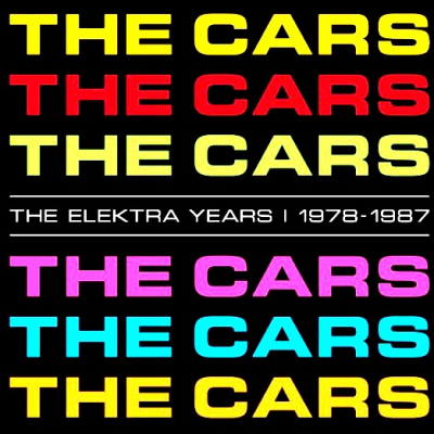 The Cars ‎– The Elektra Years 1978-1987 (6xLP)