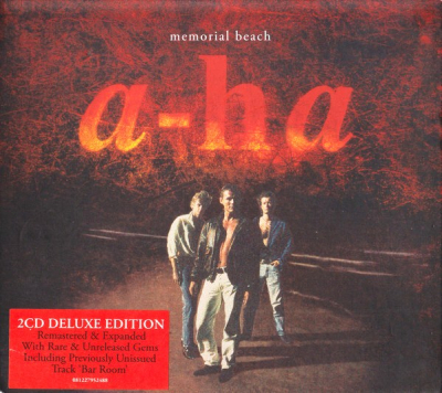 A-Ha ‎– Memorial Beach (2xCD) (Упаковка Digipack)
