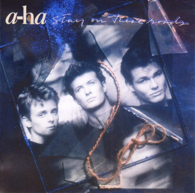 A-ha ‎– Stay On These Roads (2xCD, Deluxe Edition)