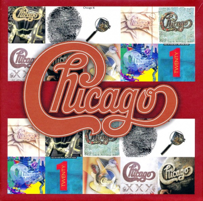 Chicago – The Studio Albums 1979-2008 (10xCD, Limited Edition, Box Set)