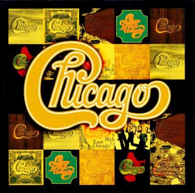 Chicago – The Studio Albums 1969-1978 (10xCD, Limited Edition, Box Set)
