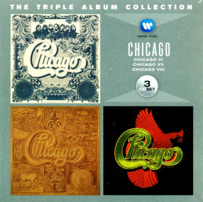 Chicago ‎– The Triple Album Collection (3xCD)