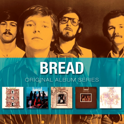 Bread ‎– Original Album Series (5xCD)