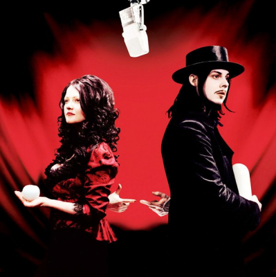The White Stripes ‎– Get Behind Me Satan (2xLP)