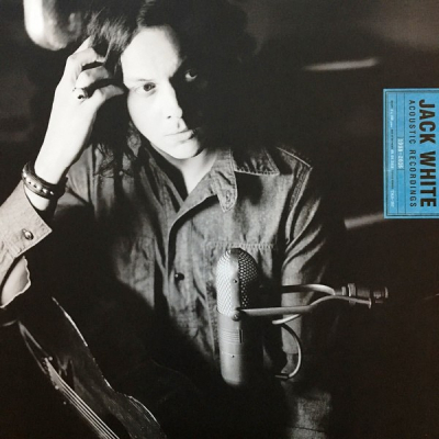 Jack White  ‎– Acoustic Recordings 1998-2016 (2xLP)