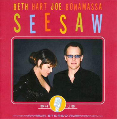 Beth Hart & Joe Bonamassa ‎– Seesaw (CD+DVD, Limited Edition)