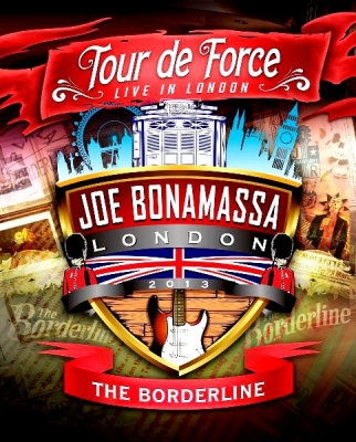 Joe Bonamassa ‎– Tour De Force - Live In London - The Borderline