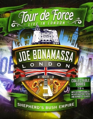 Joe Bonamassa ‎– Tour De Force - Live In London - Shepherd's Bush Empire
