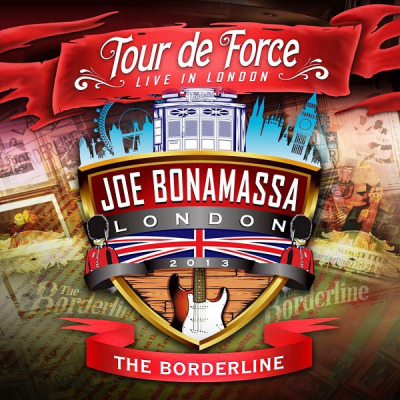 Joe Bonamassa ‎– Tour De Force - Live In London - The Borderline (2xCD)