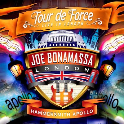 Joe Bonamassa ‎– Tour De Force - Live In London - Hammersmith Apollo (3xLP)