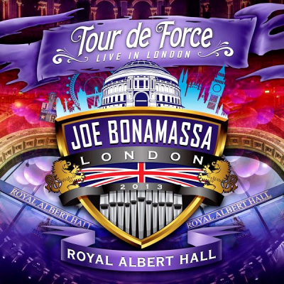 Joe Bonamassa ‎– Tour De Force - Live In London - Royal Albert Hall (2xCD)