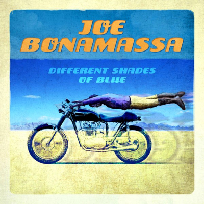 Joe Bonamassa ‎– Different Shades Of Blue