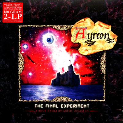 Ayreon ‎– The Final Experiment (2xLP)