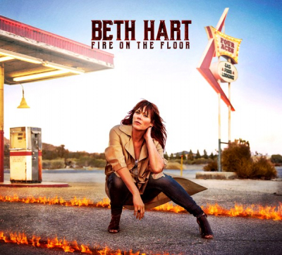 Beth Hart ‎– Fire On The Floor
