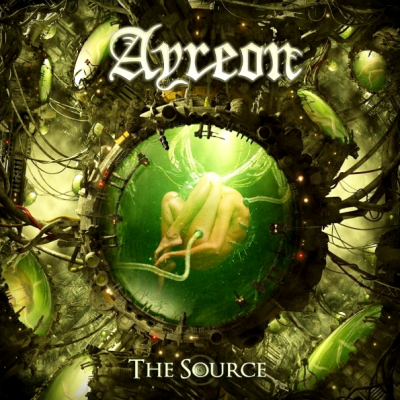 Ayreon ‎– The Source (2xLP, Limited Edition, Numbered, Gold)