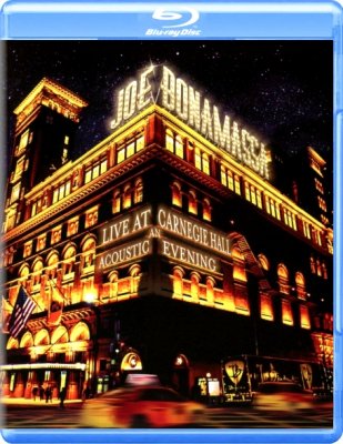 Joe Bonamassa ‎– Live At Carnegie Hall – An Acoustic Evening
