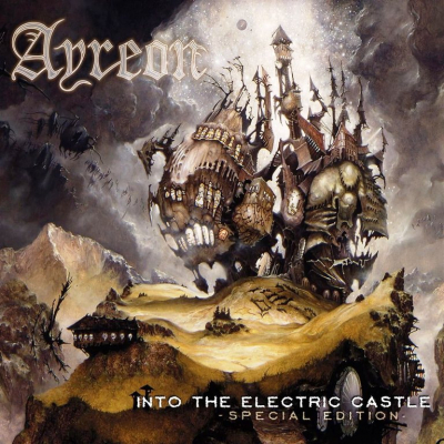 Ayreon ‎– Into The Electric Castle (A Space Opera) (3xLP)