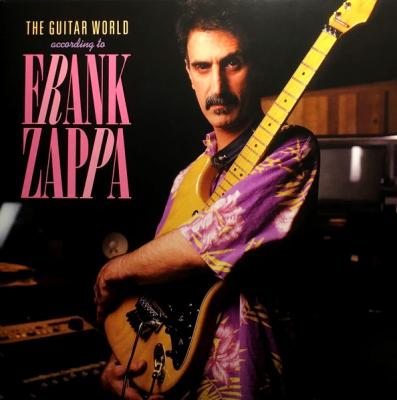 Frank Zappa ‎– The Guitar World According To Frank Zappa (2xLP)
