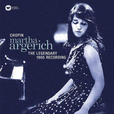 Chopin - Martha Argerich ‎– The Legendary 1965 Recording