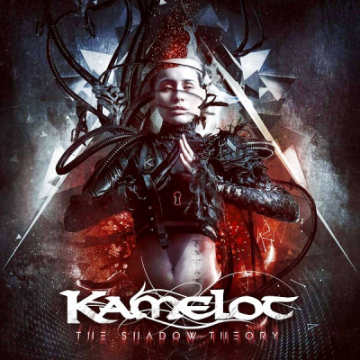 Kamelot ‎– The Shadow Theory (2xLP, Limited Edition)