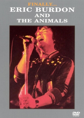 Eric Burdon & The New Animals ‎– Finally…Eric Burdon And The Animals
