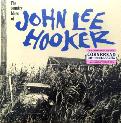John Lee Hooker ‎– The Country Blues Of John Lee Hooker
