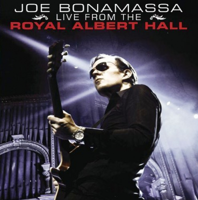Joe Bonamassa ‎– Live From The Royal Albert Hall (2xCD)