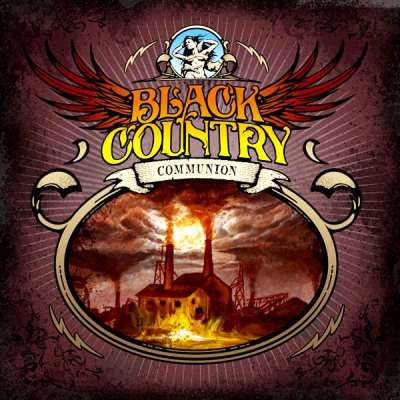 Black Country Communion ‎– Black Country Communion