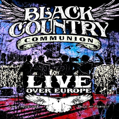 Black Country Communion ‎– Live Over Europe (2xLP)