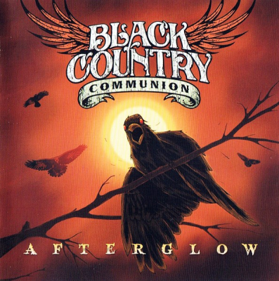 Black Country Communion ‎– Afterglow (CD+DVD, Limited Edition)