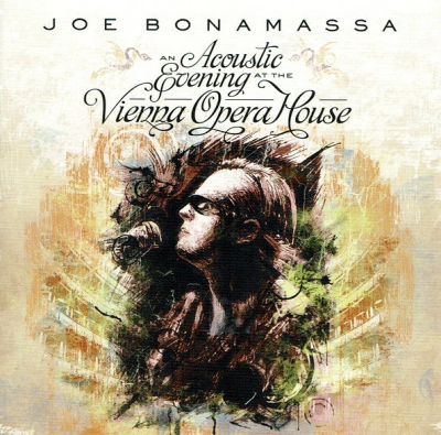 Joe Bonamassa ‎– An Acoustic Evening At The Vienna Opera House (2xCD)